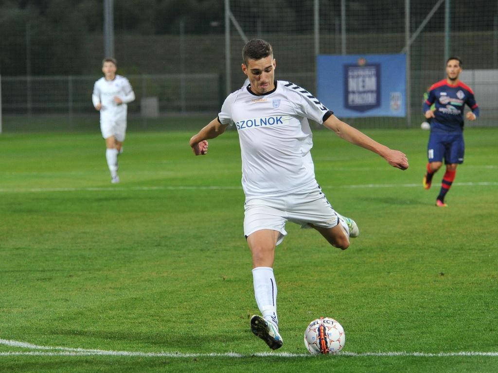 Az ősszel Rokszin két gólja a Nyíregyháza ellen három pontot ért